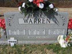Isaac William Warren