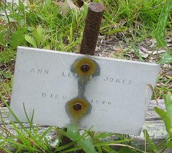 Ann <i>Lloyd</i> Jones