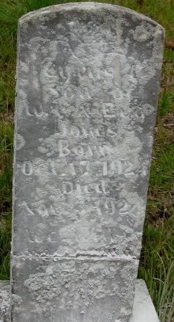 Cyrus C. Jones
