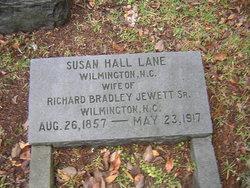 Susan Hall <i>Lane</i> Jewett