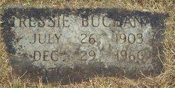 Tressie <i>Johnston</i> Buchanan