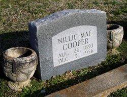 Nillie Mae <i>Barclay</i> Cooper