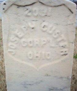 Corp Joseph P. Custer, Jr