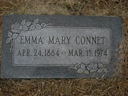 Emma Mary Connet