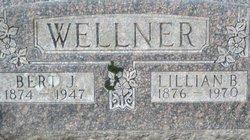Lillian B. Lillie <i>Clark</i> Wellner