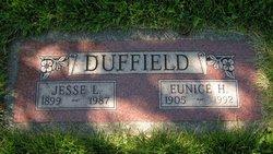 Eunice H Duffield