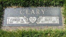 Marie Ginger <i>Olsen</i> Clary