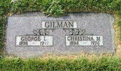 Christina M Gilman