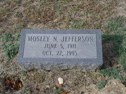 Mosley N Jefferson