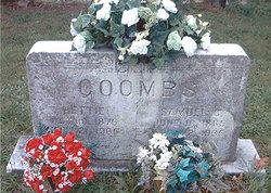 Hettie Rosetta <i>Oglesby</i> Coombs