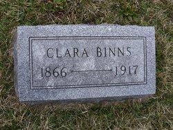 Clara Binns