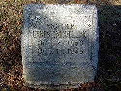 Ernestine Wilhelmine Friedricke <i>Schultz</i> Belling