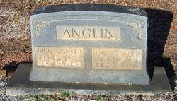 Mary Lou Ada <i>Hall</i> Anglin