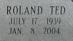 Roland Ted Hillock