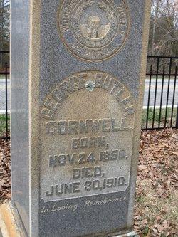 George Butler Cornwell