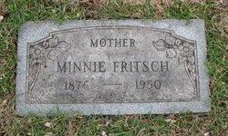 Minnie H A <i>Wilken</i> Fritsch