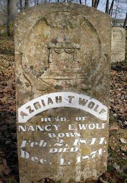 Azariah T. Wolf