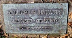 William P. Bill Bekiares