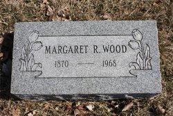 Margaret Ruth <i>Rogers</i> Wood