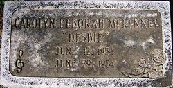 Carolyn Deborah Debbie McKenney