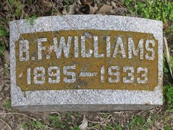 Benjamin F Williams