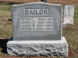 James W. Bailor