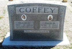 Ollie J Coffey