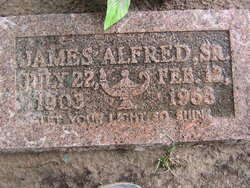 James Alfred, Sr
