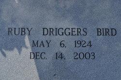 Ruby <i>Driggers</i> Bird