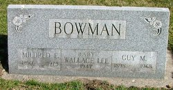 Guy Marion Bowman