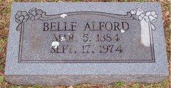 Cora Belle <i>Burns</i> Alford