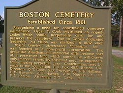 Boston City Cemetery