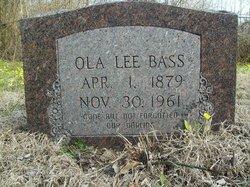 Ola Lee Bass