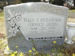 Tulla Jewel <i>Richardson</i> Grubbs