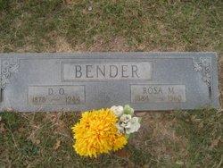 D. O. Bender