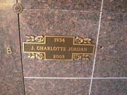 Janie Charlotte <i>Watkins</i> Jordan