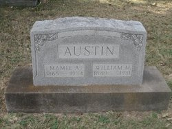 Mamie A Austin