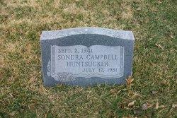 Sondra <i>Campbell</i> Huntsucker