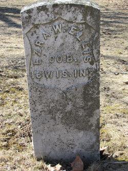 Ezra Woodward Ellis