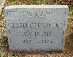 Clarence E. Adcock