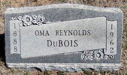 Oma Mabel <i>Reynolds</i> DuBois