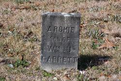 Archie Garrett