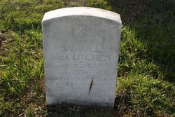 Capt Samuel McCutchen
