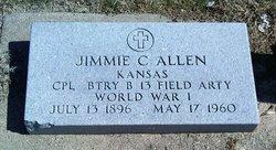James Clifford Jimmie Allen
