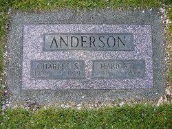 Marion Louise <i>Jones</i> Anderson
