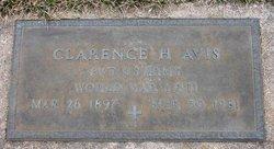 Clarence Herbert Avis
