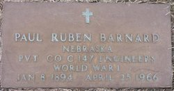 Paul Ruben Barnard