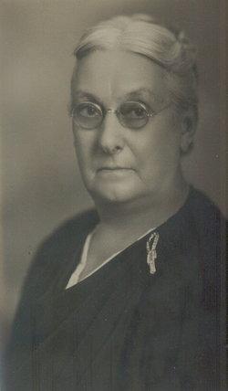 Anna Mary <i>Stock</i> Burr