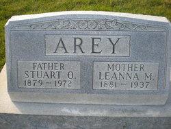 Leanna M. <i>Long</i> Arey