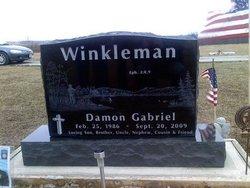 Spec Damon G Winkleman